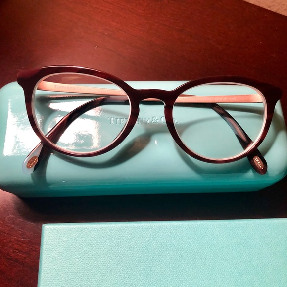 2d3200aa62667 Tiffany   Co. Prescription Glasses. M 5bfb2194de6f62afca1ba2f1